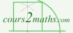 cours2maths.com, soutien scolaire en mathématiques à Nantes et dans les environs